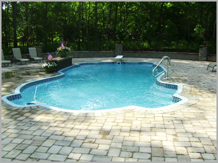 Water World Pools Pool Insert Pool Distributors One